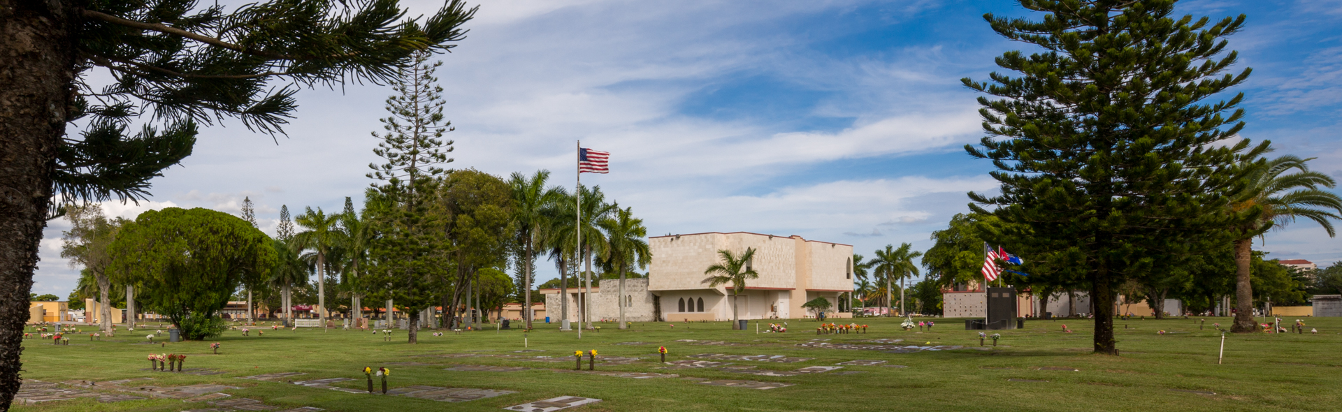 Graceland Memorial Park Cemetery - North