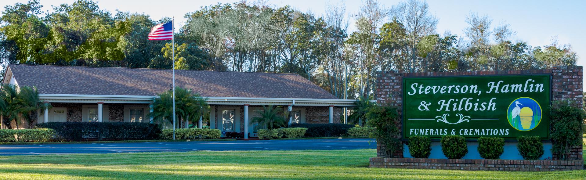 Steverson, Hamlin & Hilbish Funeral Home