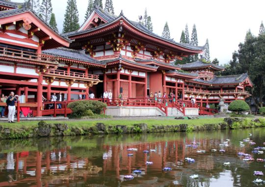 obon festival byodo-in hawaii buddhist japanese memorial