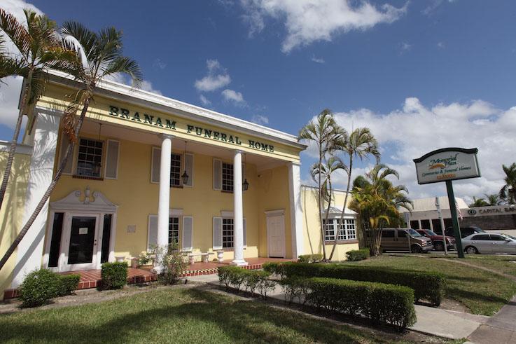 Memorial Plan Branam Funeral Home